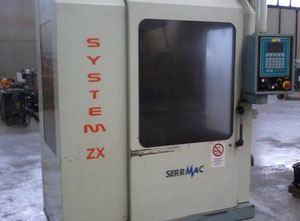 Used Serrmac System ZX Pillar drilling machine