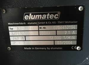 Fresatrice Elumatec AS 70/44