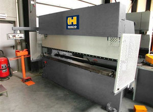 Haco PPM 135 T x 3100 mm Press brake