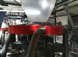 Stroj na vytlačování - Extrudér jednošroubový