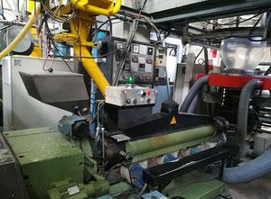 Stroj na vytlačování - Extrudér jednošroubový Ibañez 60