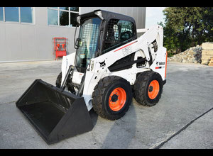 2012 Bobcat S 650 High Flow Skid Steer