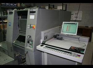 Ryobi 3404E-DI 4 Farben Offsetdruckmaschine