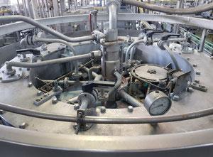 H + K KHS Filling machine - food industry Can filler H + K / KHS with Ferrum capper 30/6