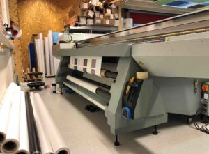 OCE Arizona 660 large format plotter