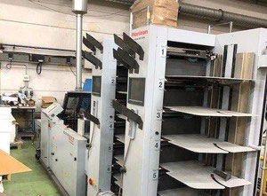 Horizon Vac 60 Booklet line