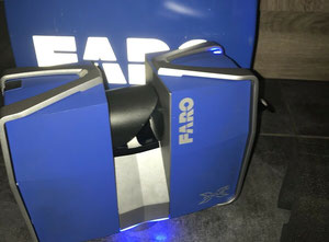 Scanner 3d Faro Focus 3D X330
