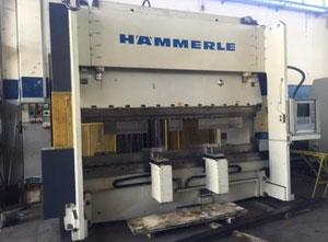 Pressa piegatrice usata Hammerle BM 200-3100