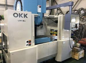 Obráběcí centrum - vertikální OKK VM5Ⅱ