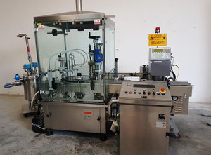CAM  Mod. L50/2 - Liquid filling and capping machine used