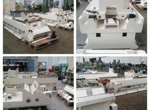 Puntasız silindirik taşlama makinesi Mikrosa SASL 5 CNC - 5 axis