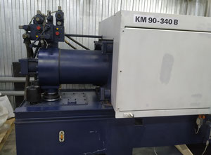 Krauss Maffei KM 90 340 B Injection moulding machine