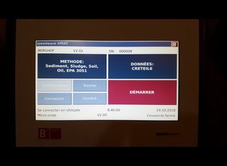 Berghof speedwave xpert P00116136