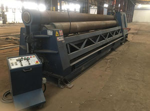 Used Faccin 3HEL6035 Plate rolling machine