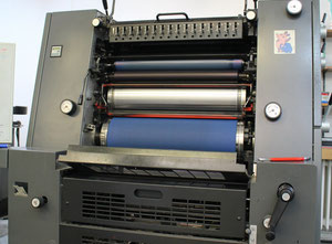 Heidelberg PM GTO52-1+ Offset one colour
