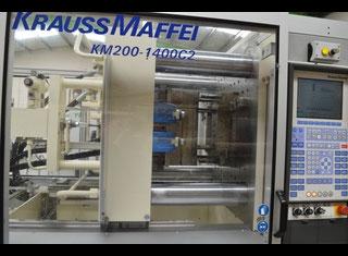 Krauss Maffei KM200-100 P00116220