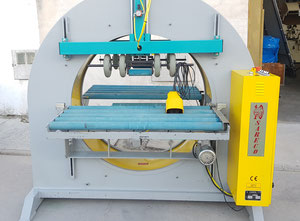 Sareco 1200 A Stretch wrapping machine