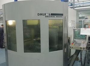 Dikey işleme merkezi Deckel Maho DMU 80 T