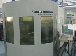 Deckel Maho DMU 80 T P00116223