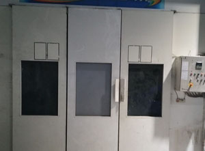 Blowtherm It. TVCS Spray booth