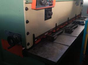 Cizalla mecánica Gasparini co 3004