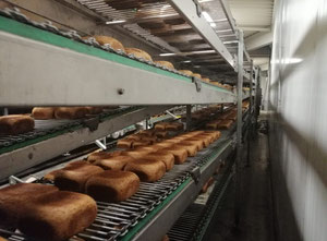 WP, Gostol, Capway and Divardy  Complete bread production line
