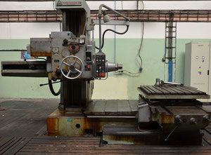 TOS W9 Floor type boring machine