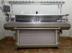 Plochý pletací stroj Shima Seiki SIR122