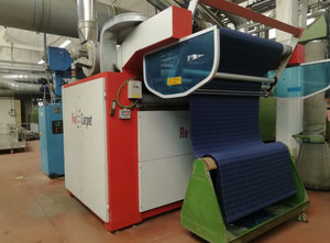 Maszyna tekstylna Red Carpet WOOL POWER
