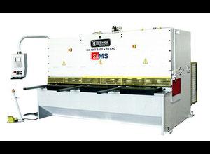 Sams Dener DM-HMV-6-3100 CNC Hydraulic Hydraulische Blechschere