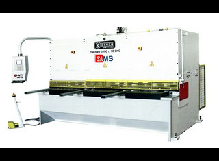 Sams Dener DM-HMV-6-3100 CNC Hydraulic P00117113