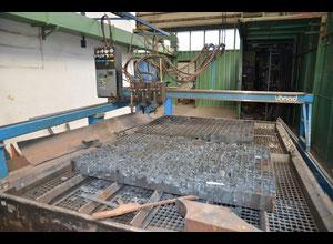 Vanad 3000x1500 Schneidemaschine - Plasma / gas