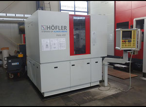 Höfler Helix 400 Gear grinding machine