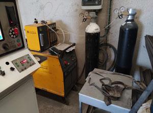 Machine de découpe plasma Puntalcut Kjellberg 2060 Hifocus