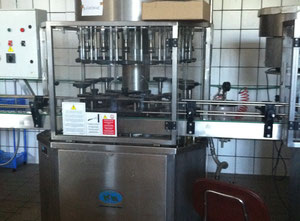 RCM 16sv Bottling unit
