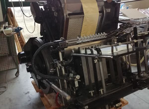 Used Heidelberg GT Cylinder  with HOT FOIL FTP