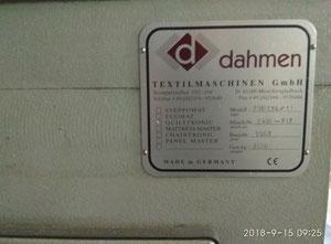 Textilní stroj Dahmen 200084/11