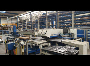 Trumpf Trumatic 6000 L Combining machine laser / punch