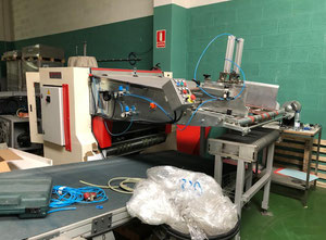 Peroni Ruggero SC 1000 Carton board grooving machine