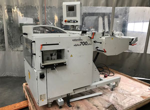 Palamides Alpha 700 Plus stacking delivery