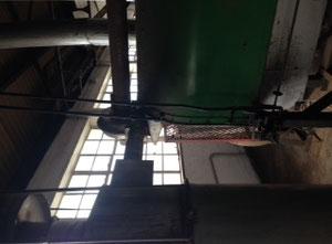Torréfacteur Whitmee 100kg batch