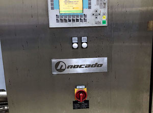 Unità di imbottigliamento KHS / KRUPP / Langguth Filling machine for PET bottles
