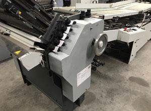 Heidelberg Stahlfolder MAD 78/6/6 folding machine