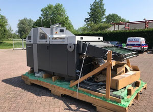 Skládací stroj Heidelberg Speedbander SFA=603