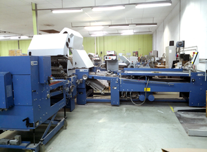 MBO B30 E-R folding machine