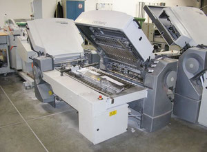 Heidelberg Stahlfolder TH 82 folding machine