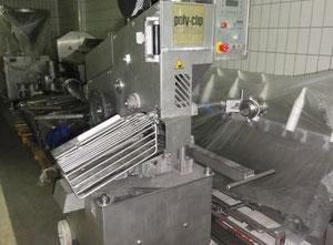 Poly Clip FCA 3430 Vacuum stuffer
