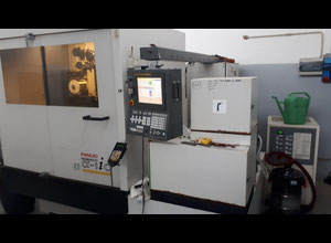 Overhauled Fanuc Robocut alfa 1c Wire cutting edm machine