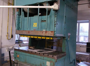 Smeral LDC 160 Eccentric press