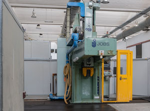 Jobs JOMACH 32 cnc vertical milling machine